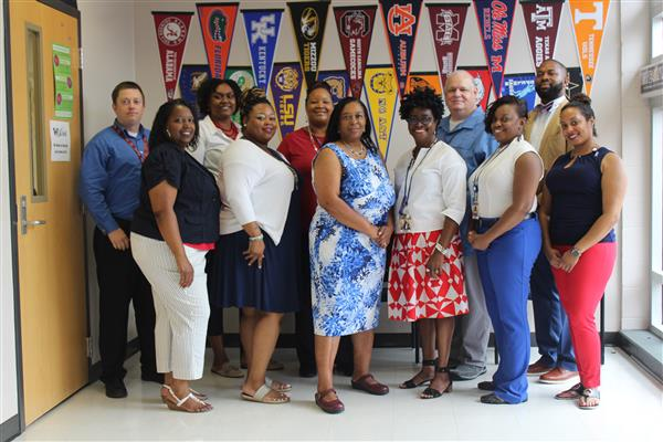 8th Grade Faculty