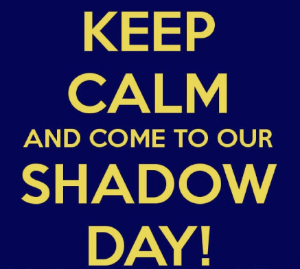 Keep Calm Shadow Day img