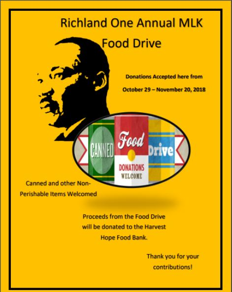 MLK Food Ddrive