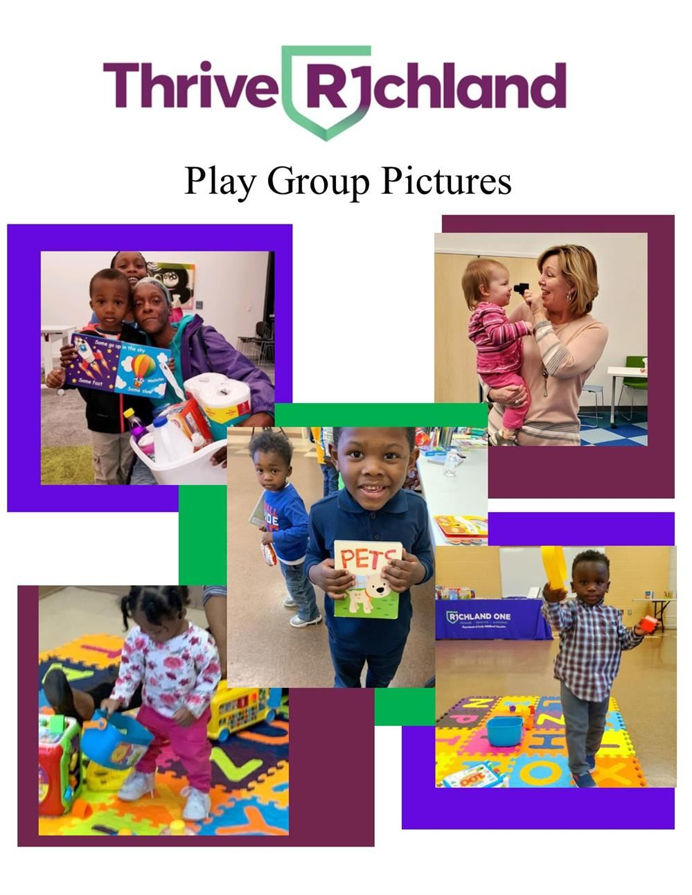 Play Group Pictures