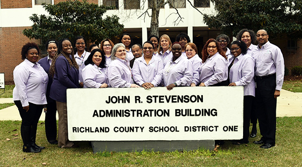 Richland One Human Resources Staff