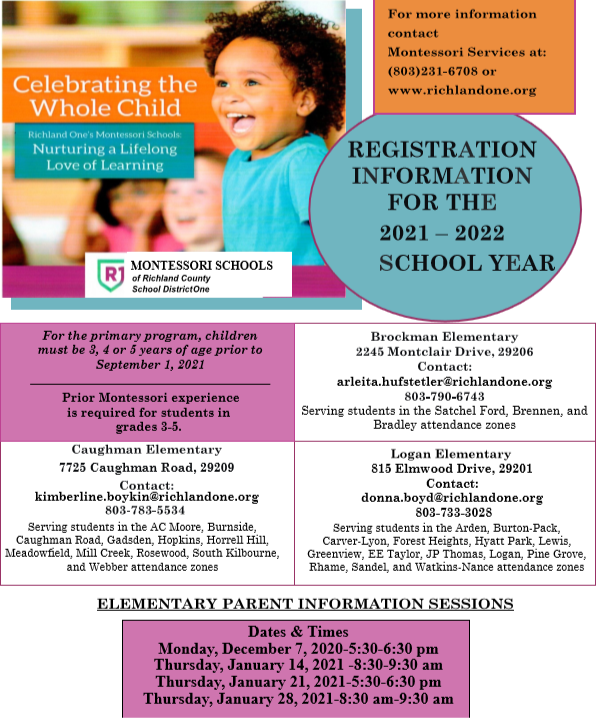 Parent Flyer