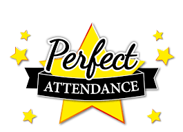 September Perfect Attendance Raffle