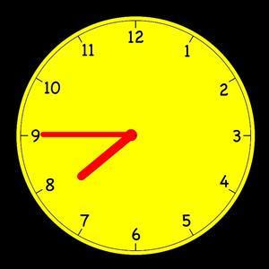 clock745
