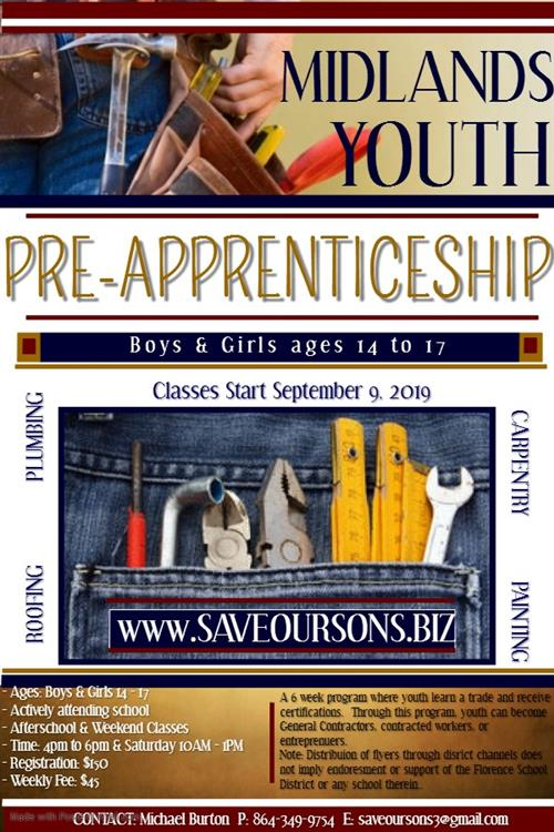 Midlands Youth Pre-Apprenticeship