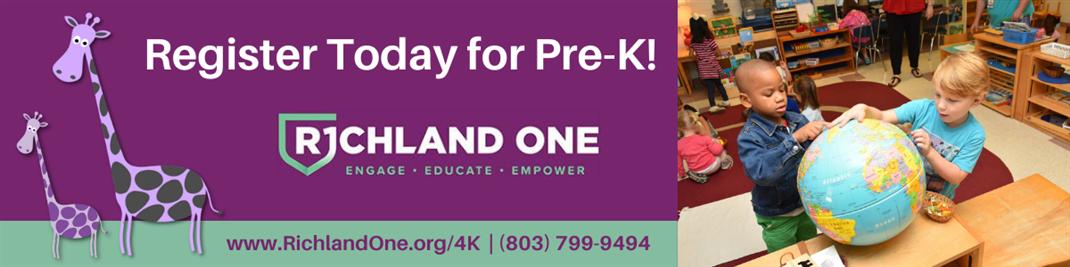 register today for pre-k