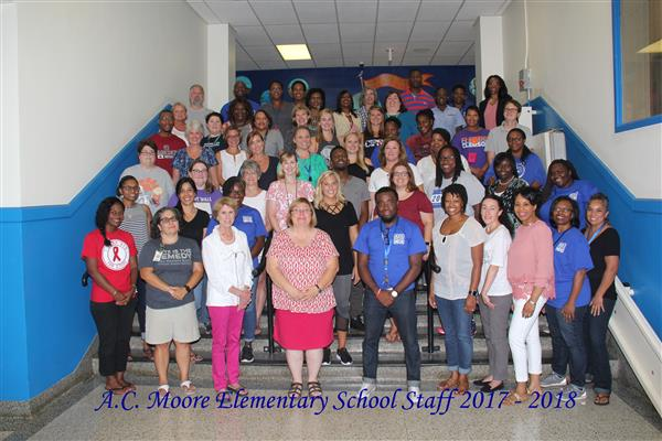 AC Moore Faculty and Staff