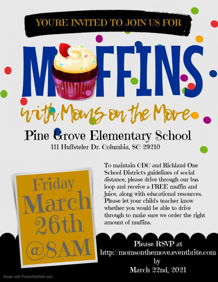 Muffins for Moms on the Move!