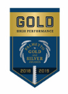 Rosewood receives the Palmeto Gold Award