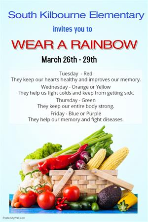Wear a Rainbow Flyer