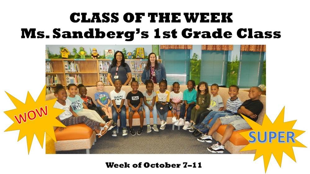 Class of the Week 3