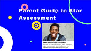 Parent Guide to Star Assessment