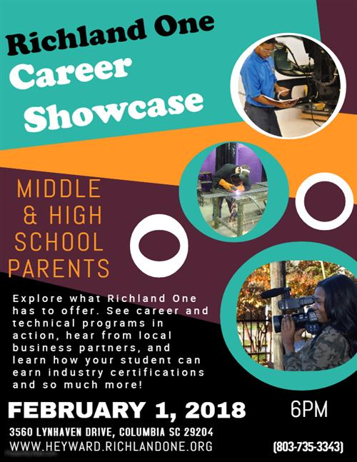 Richland One Career Showcase