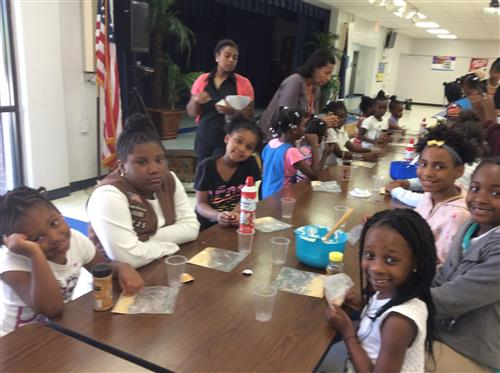 Hyatt Park Girl Scout Troop 2225