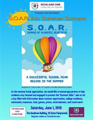 SOAR INTO SUMMER SUCCESS