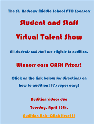 Talen Show Auditions