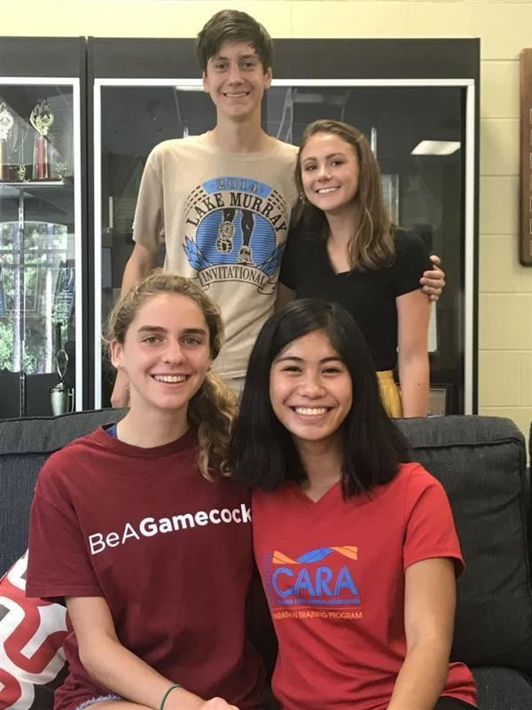 Four AC Flora Seniors Named 2019 National Merit Scholarship Semifinalists