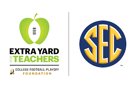 Ms. Melvin Selected for SEC Extra Yard Teacher Initiative