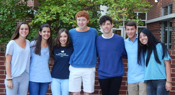 Dreher is Proud of our Seven National Merit Finalists