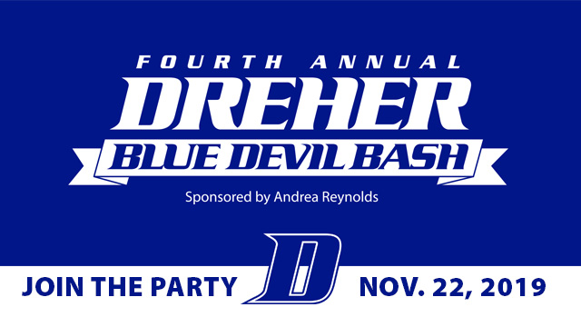 Fourth Annual Blue Devil Bash is November 22