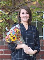 Courtney Holden is our Newest Teacher of the Year