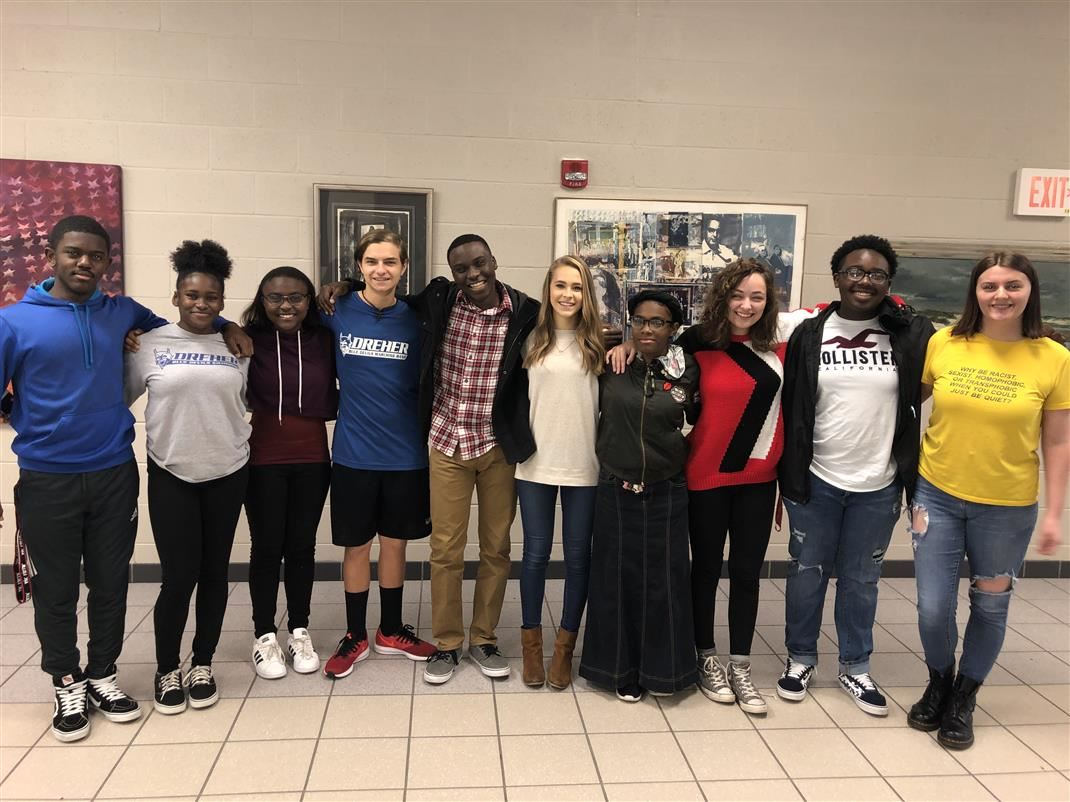 Ten Students Named to All-State Chorus