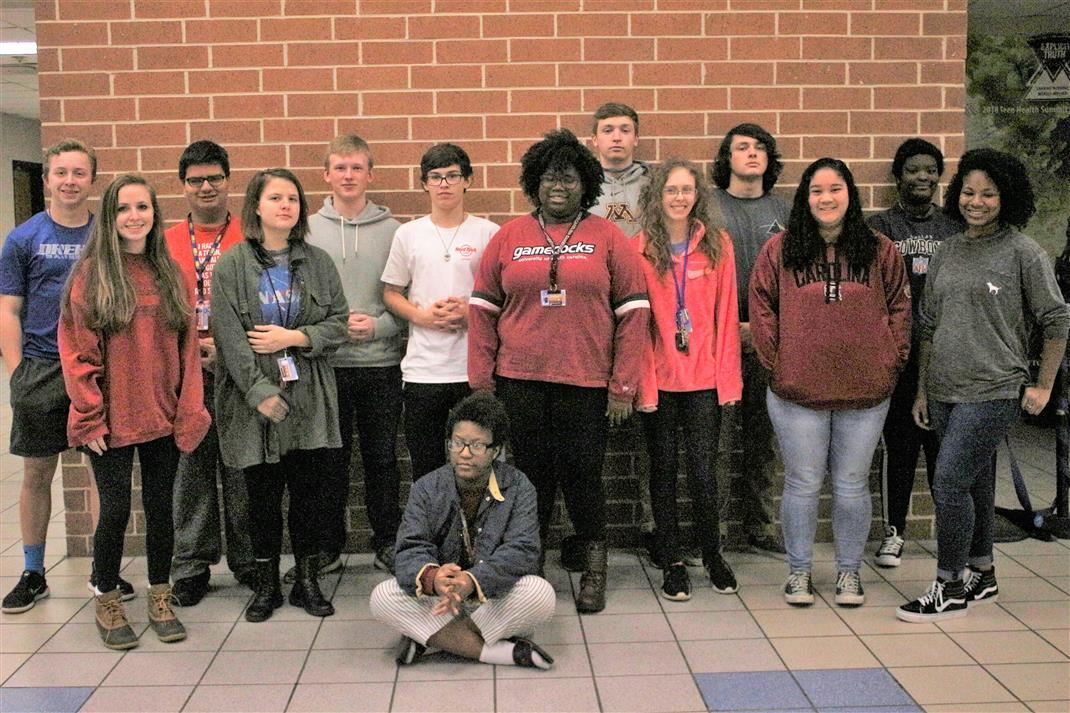Dreher Places 18 Students in All-State Guitar Ensemble