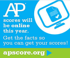 AP Scores will be available online on July 7