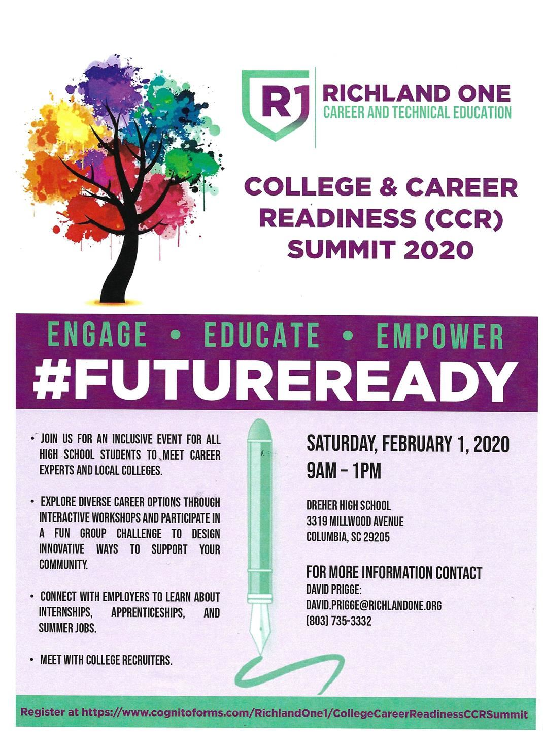 College and Career Readiness Summit