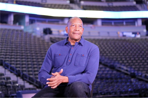 Alex English's High School Jersey will be Retired