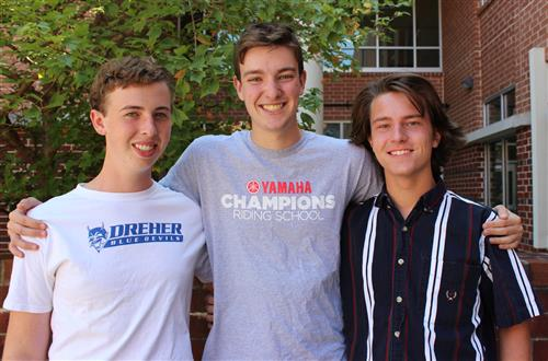 Three Dreher Seniors Named National Merit Semifinalists