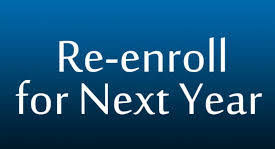 Returning Student Enrollment Verification for 2018-2019