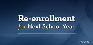 Returning Student Enrollment Verification for 2017-2018