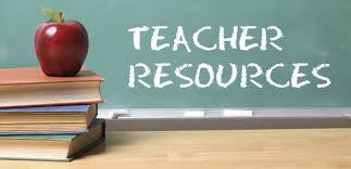 Resources for our Teachers