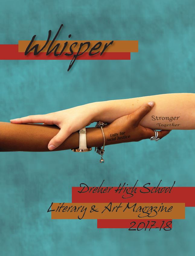 Whisper - 2018 Literary and Art Magazine