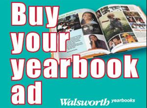 Buy Your Yearbook Ads!!!!!