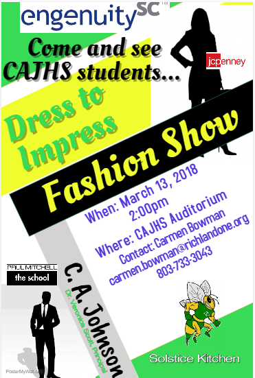 Dress to Impress Fashion Show