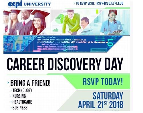 ECPI Career Discovery Day