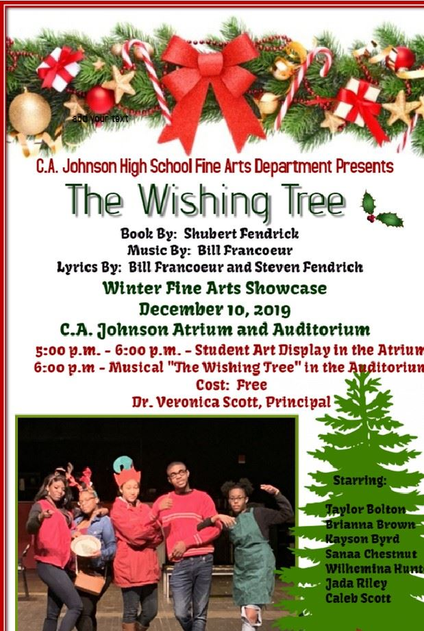 Winter Showcase Holiday Concert