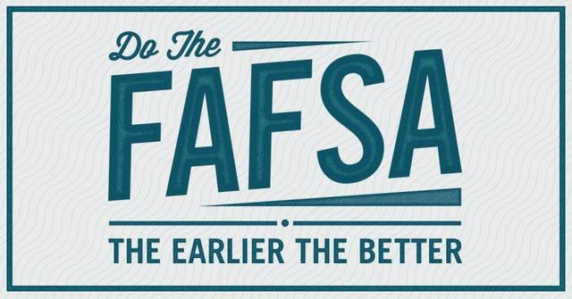 The 2021 – 2022 FAFSA® form is now available