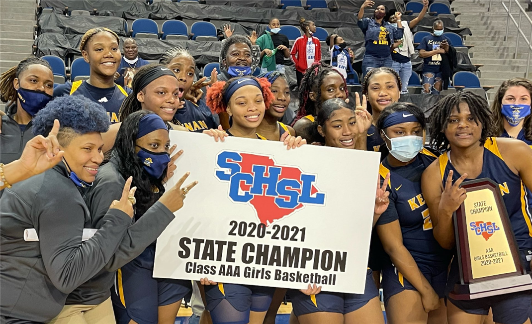 3A State Girls Champs