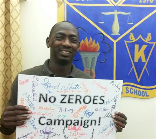 "The ""No Zeroes"" Campaign Helps Reduce Student Failure"
