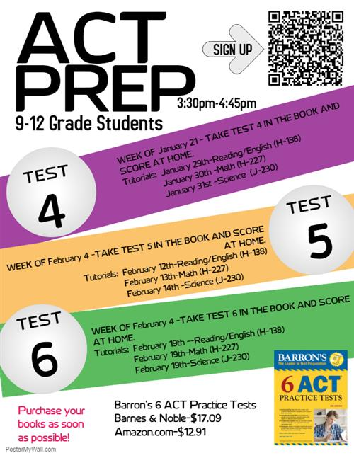 ACT Revised Flyer
