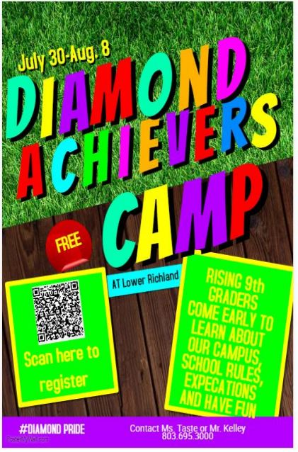 Diamond Achievers Camp
