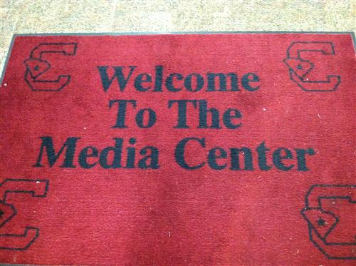 welcome to the media center