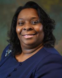 Commissioner Cheryl Harris, Parliamentarian